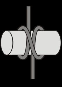 Выбленочный узел на выбленке