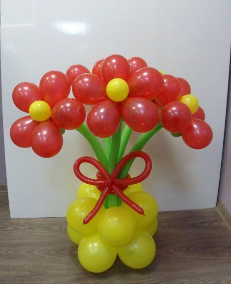 Букет из шаров