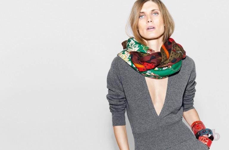 zhgut Как завязать платок на шее разными способами и как красиво повязать шарфик на плечах