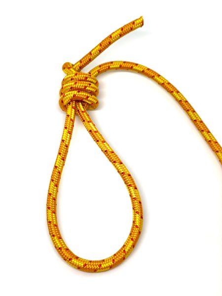 Узел удавка - Затягивающийся узел