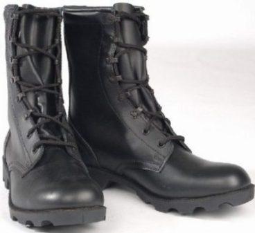 6. Армейская шнуровка